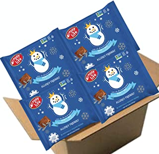 Enjoy Life Holiday Variety Pack Minis, Soy free, Nut free, Gluten free, Dairy free, Non GMO, Variety Pack, 4 Count