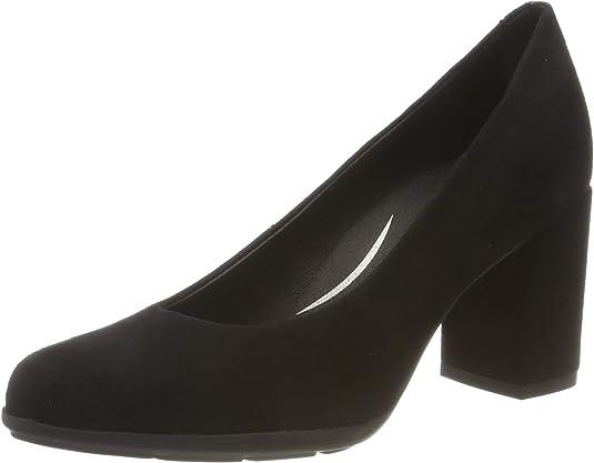 TALLA 40 EU. Geox D New Annya A, Zapatos de Tacón Mujer