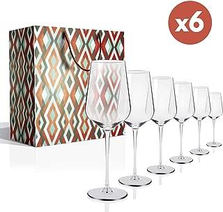 red and white wine box set