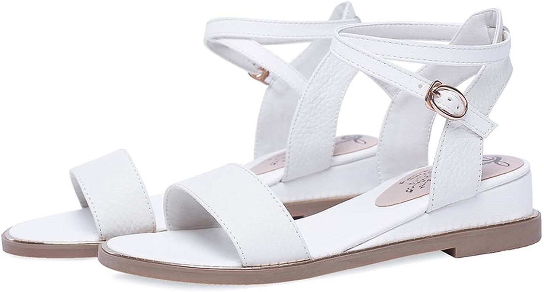 Hjärta Hjärta Hjärta att höra Big Storlek 34 -43 sommar skor kvinna Buckle Sandals Kvinnor,  Alla produkter får upp till 34% rabatt