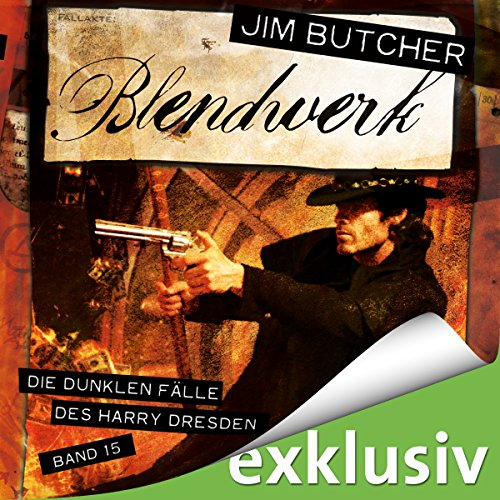 Blendwerk audiobook cover art