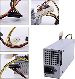 Eathtek Replacement 220W Power Supply for Dell Inspiron 3647 660S H220NS-00 L220AS-00 PS-5221-06 PS-5221-9 DPS-220UB-A CPB09-D220R Series, Compatible Part Number 650WP RTTPJ 89XW5 R82H5