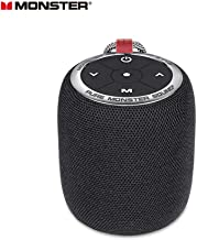 Bluetooth Speakers, Monster IPX5 Protable Bluetooth Speaker with Deep Bass & Clear..