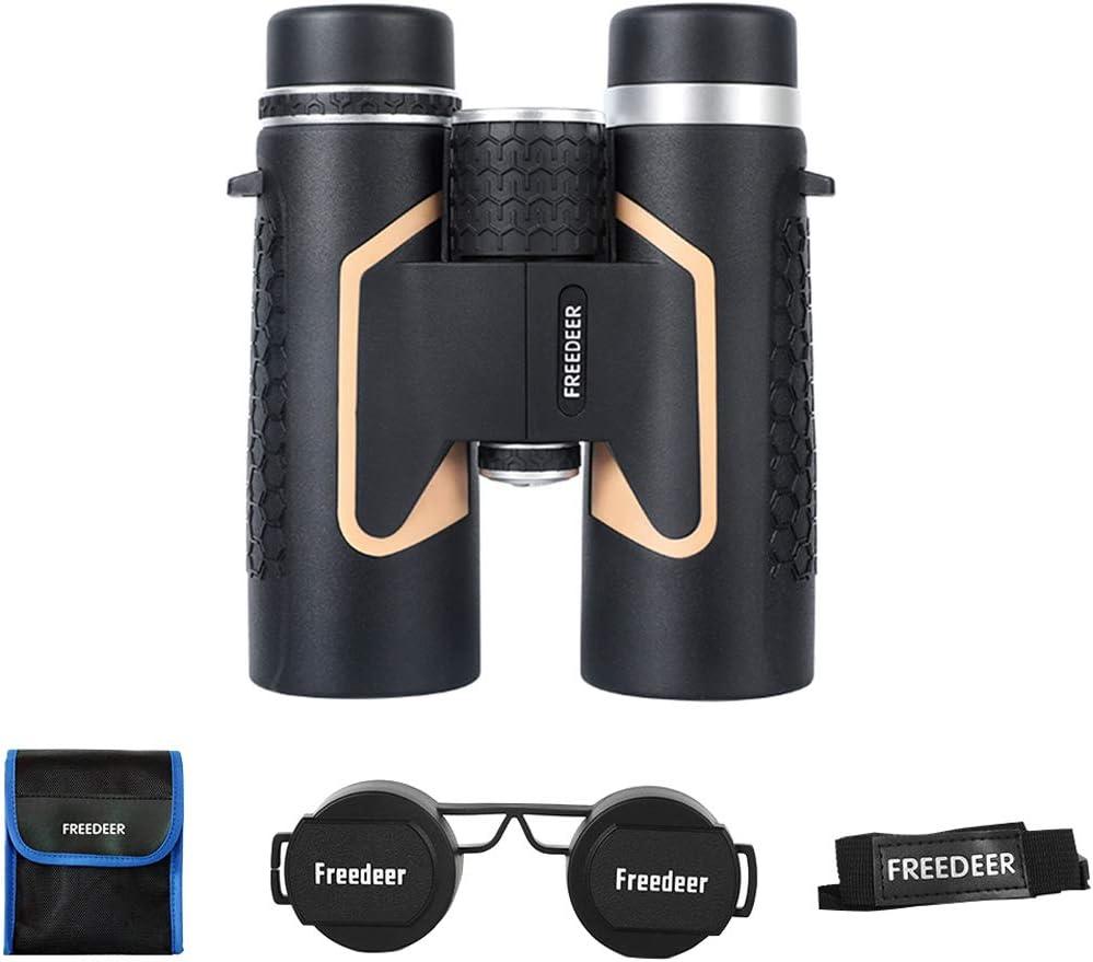 Binoculars Life San Jose Mall Waterproof Max 58% OFF and high-Definit Anti-Fog Portable