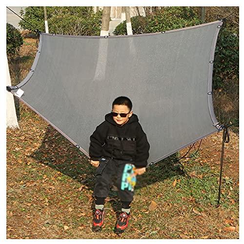 ZHANGQINGXIU Malla Sombra De Red,Shade Sail Protector Solar Malla Shade Net Cubierta De Aislamiento Protección Solar Anti-UV para Patio Balcón Habitación De Sol Flores Cama para Mascotas, 37 Tamaños