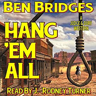 Hang 'em All audiobook cover art