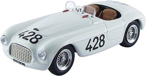 Art-Model - Art280 - Véhicule Miniature - Modèle à L'échelle - Ferrari 166 Mm SP - Targa Florio 1950 - Echelle 1 43