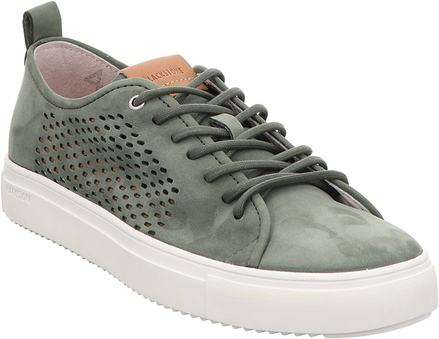 Blackstone Men's's Pm50 Hi-Top Trainers