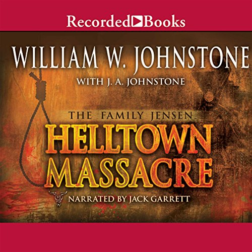 Helltown Massacre cover art