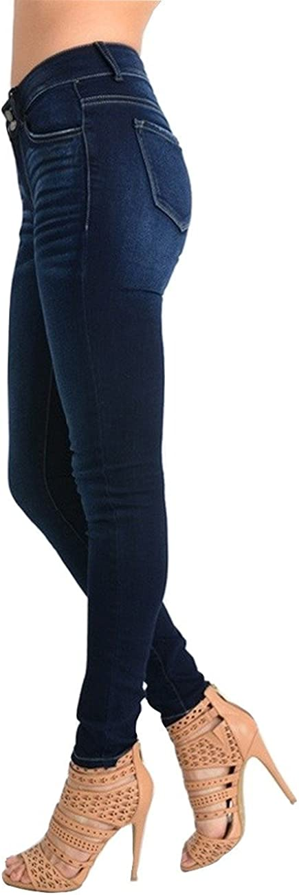 Kan Can Women S Mid Rise Ankle Length Skinny Jeans At Amazon Women S Jeans Store