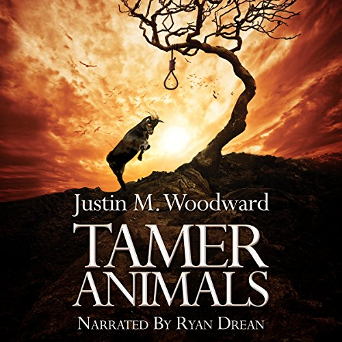 Tamer Animals audiobook cover art