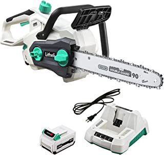 Best mini battery chainsaw Reviews