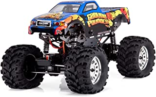 Redcat Racing Ground Pounder 1/10 Scale Electric Monster Truck with Ground Pounder Body