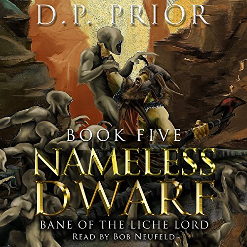 Couverture de Bane of the Liche Lord