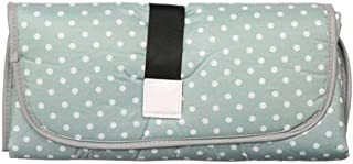 Portable Diaper Changing Pad Clutch for Newborn Foldable Changing Kit Soft Flexible Travel Mat,3