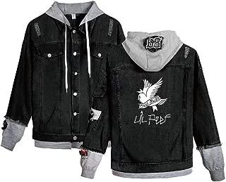 Aopostall Lil Peep Jeans Denim Jacket Love Printed Fashion Sport Hip Hop Hoodie