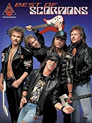 Partition : Scorpions Best Of Guit Tab