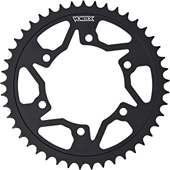 Vortex 528C-65 Silver 65-Tooth Rear Sprocket