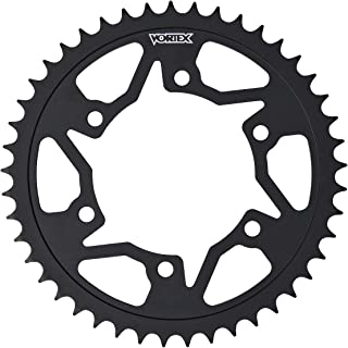 Vortex 452AS-43 Black 43-Tooth 520-Pitch Steel Rear Sprocket