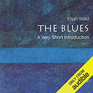 The Blues: A Very Short Introduction Titelbild