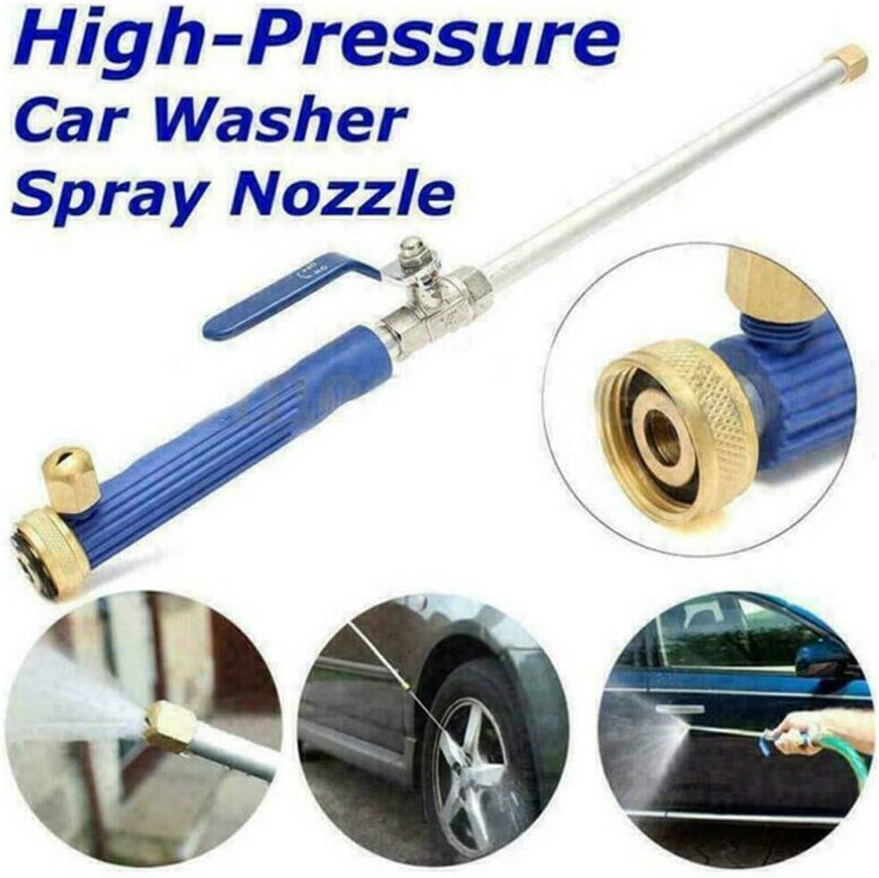 Limpiador de alta presión de DeepJet 2 en 1 para limpieza de coche, hogar y jardín, hidrolimpiadora, de alta presión, para pistola de agua y pistola de pulverización de agua de alta presión