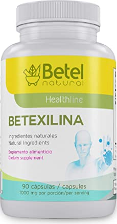 Betexilina Capsules by Betel Natural - All Natural Support for a Healthy Immune System - 90