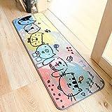Cartoon Animal área Alfombra Alfombra de Oso de Gato o Perro Colorful Cute Alfombra salón Dormitorio Alfombra Felpudo