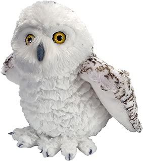 "Wild Republic Snowy Owl  Stuffed Animal Plush Toy Gifts for Kids, Cuddlekins, 12 Inches, Multi, 12"", 300 Pieces"