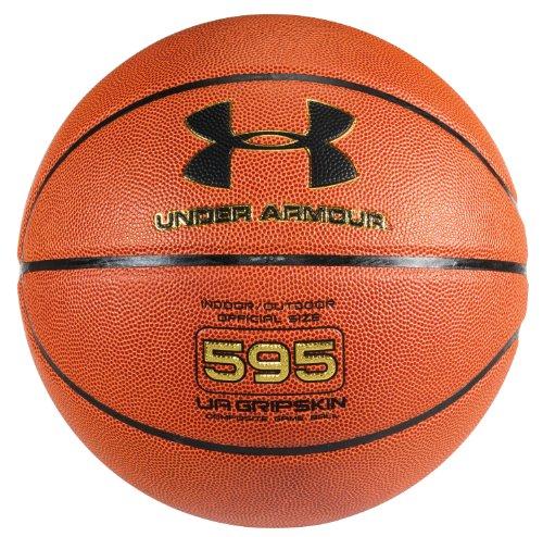Under Armour 595 Indoor/Outdoor Basketball, Intermediate/Size 6
