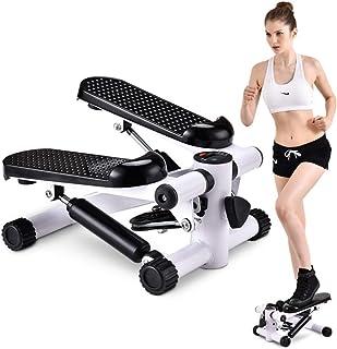 KCLQTK Steamer aerodynamic machine hydraulic mute stepper, multi-function indoor sports stair stepping machine aerobic exe...