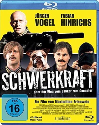 Schwerkraft ... oder der Weg vom Banker zum Gangster [Blu-ray]