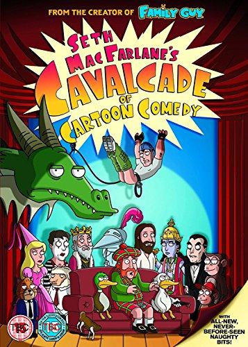 Seth MacFarlane s Cavalcade of Cartoon Comedy [DVD] [Edizione: Regno Unito]