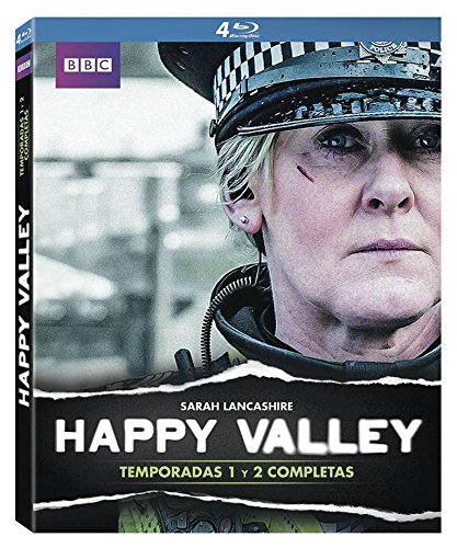 Happy Valley - Temporada 1-2 (4 BDs) [Blu-ray]