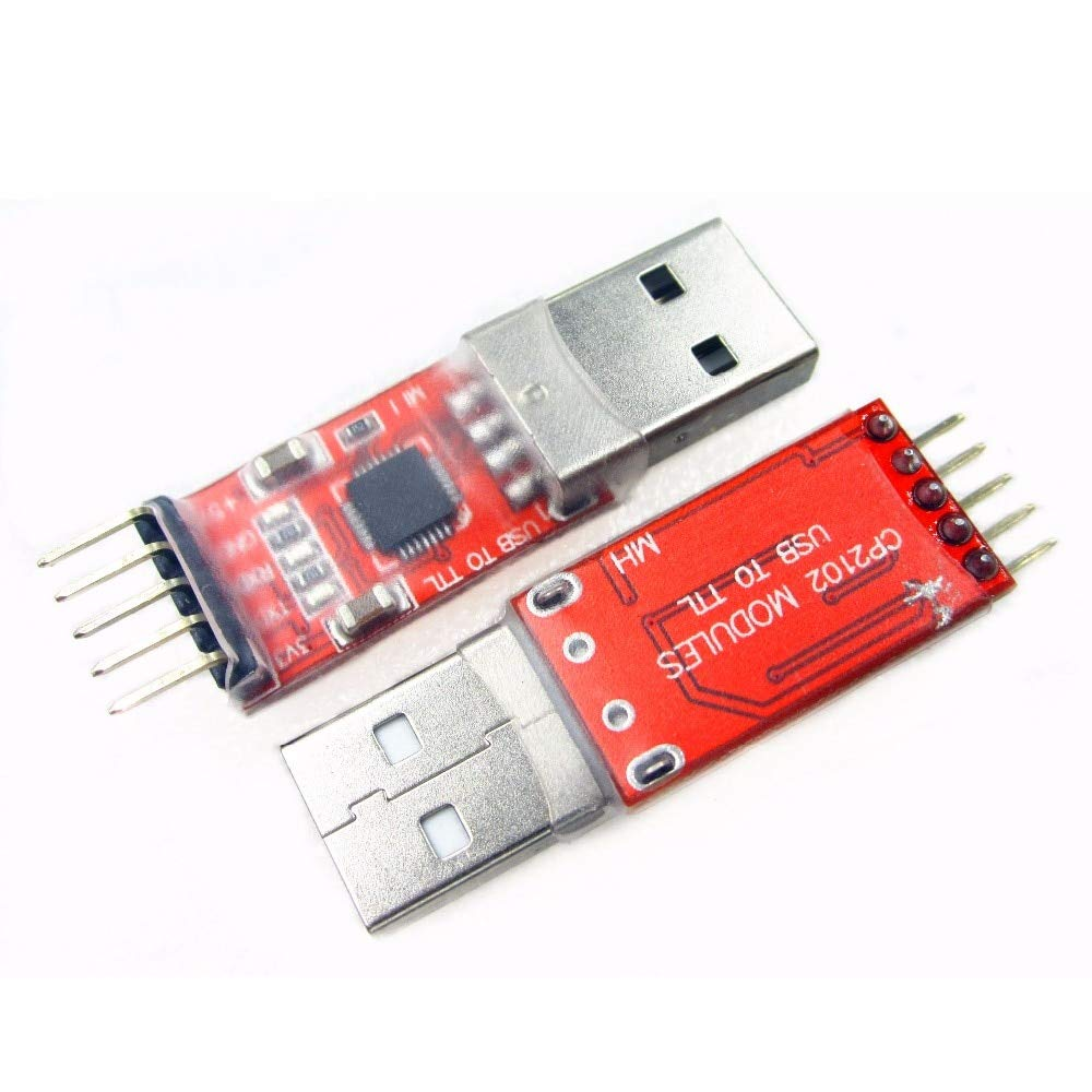 Gimax 5pcs lot CP2102 Chip USB 2.0 Ranking TOP8 TTL UART 5pin Conn adapter to Factory outlet
