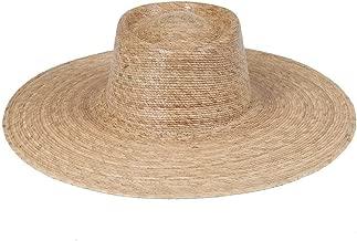 Lack of Color Women's Palma Wide Brimmed Boater Summer Hat