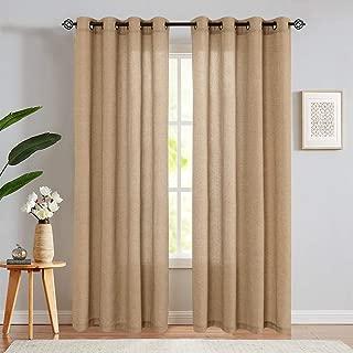 Best cotton grommet curtains Reviews