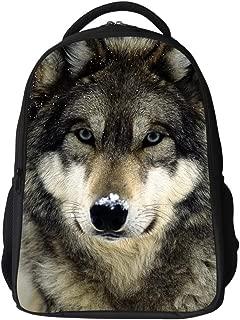 Kid's Gift Cool Animal Printing School Bags