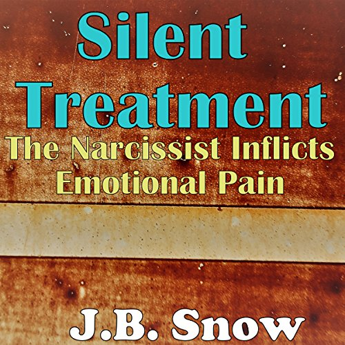 Silent Treatment audiobook cover art