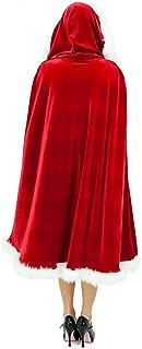 Best plus size red velvet cape Reviews