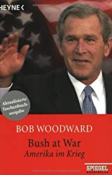 Cover Bush at War (dt.)