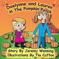 Daelynne & Lauren In The Pumpkin Patch