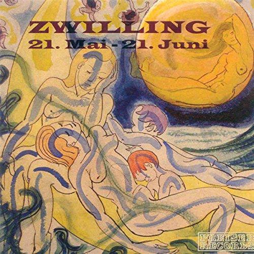 Zwilling: 21. Mai - 21. Juni Titelbild