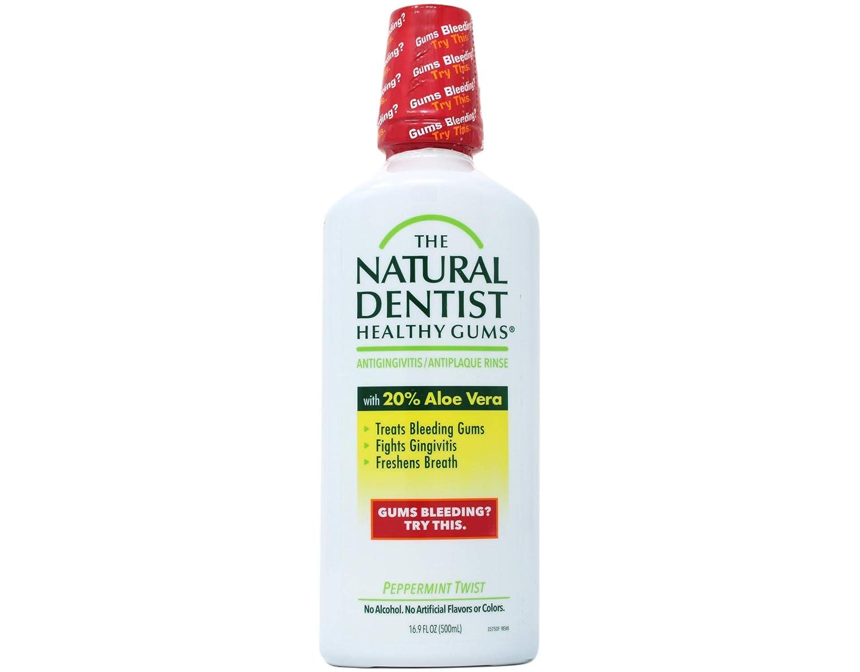 The Natural Safety and Under blast sales trust Dentist Moisturizing Gums Rin Antigingivitis Healthy