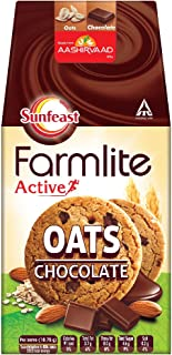 Sunfeast Farmlite Oats with Chocolate, 150g