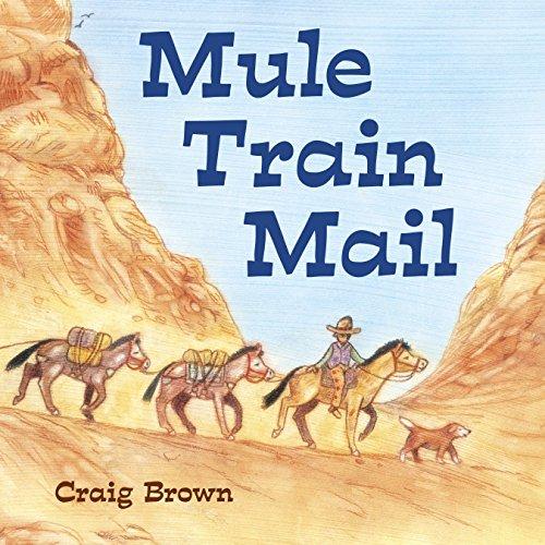 Mule Train Mail
