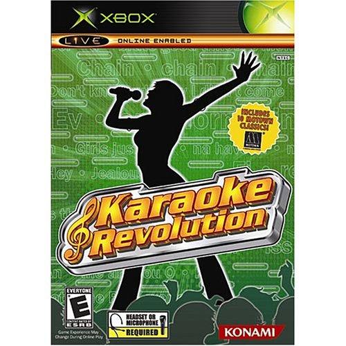 Karaoke Revolution - Xbox