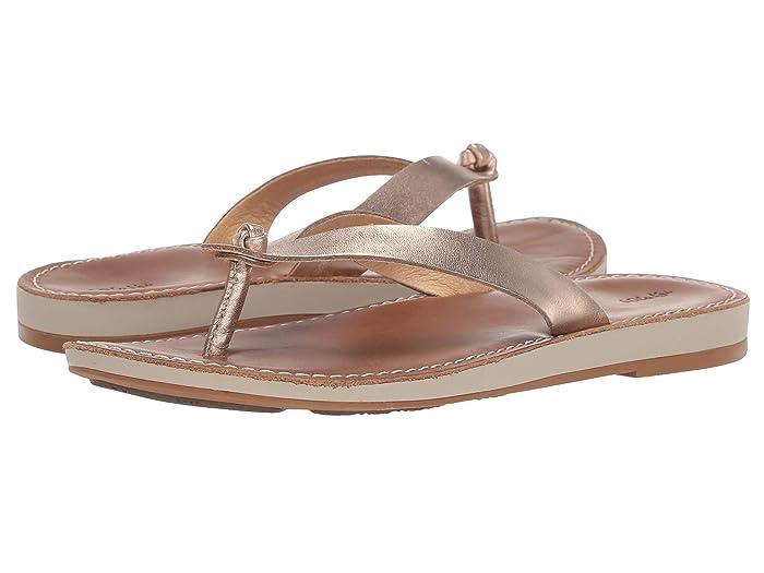 Nohie  Shoes (Bubbly/Tan) Women's Sandals