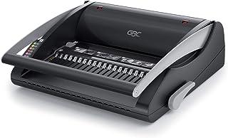 Gbc 4401845 Machine à Relier avec Indicateurs d'alignement des Poinçons (Capacité de Perforation 20 Feuilles, Capacité de ...