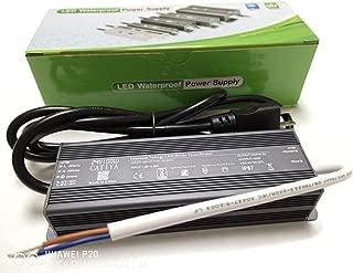 CATIYA 24V 100W LED Driver Transformer, IP67 Waterproof Constant Voltage Power Supply for LED Landscape Lighting