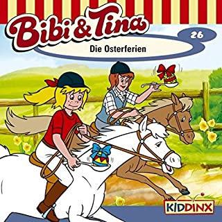 Die Osterferien audiobook cover art